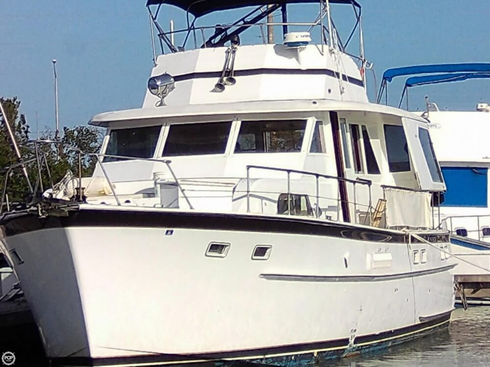 Hatteras 50 Motoryacht 1967 Hatteras 50 for sale in Key West, FL