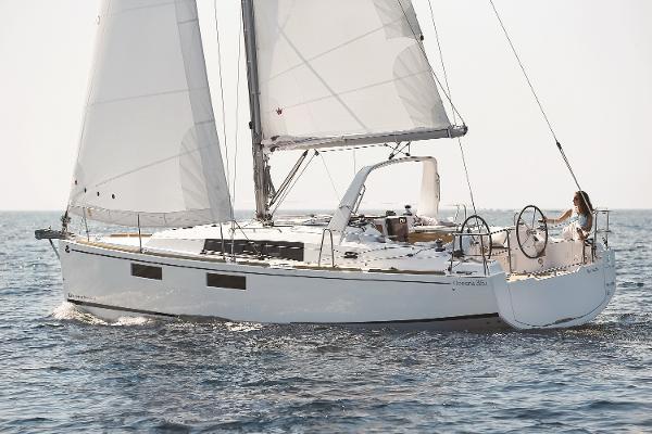 Beneteau Oceanis 35.1 Manufacturer Provided Image