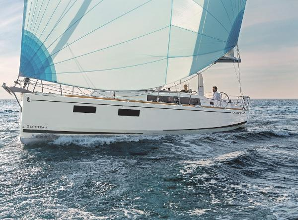 Beneteau Oceanis 38.1 Manufacturer Provided Image