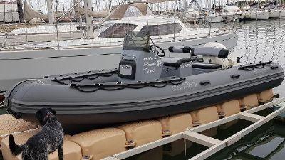 3D Tender patrol 550