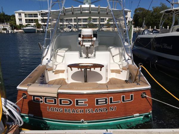 SeaTek Boat Works ( OutisLand, Cabo, Albemarle) Express Sportfish