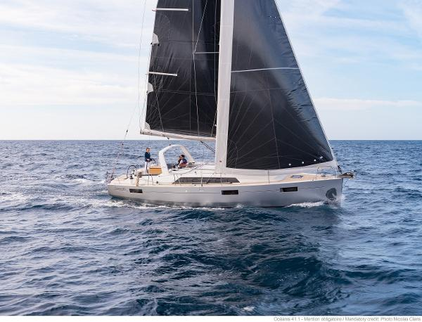 Beneteau Oceanis 41.1 Manufacturer Provided Image