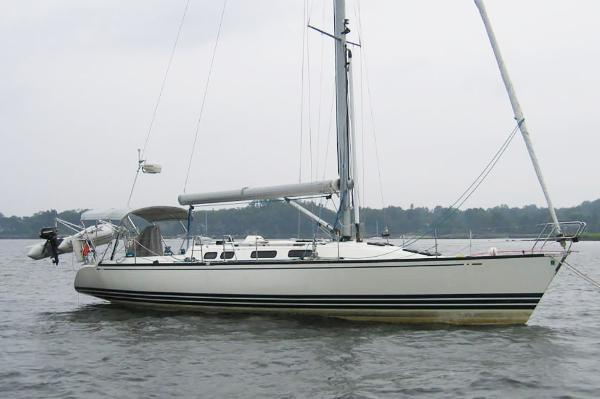X-Yachts X-412 Profile 1