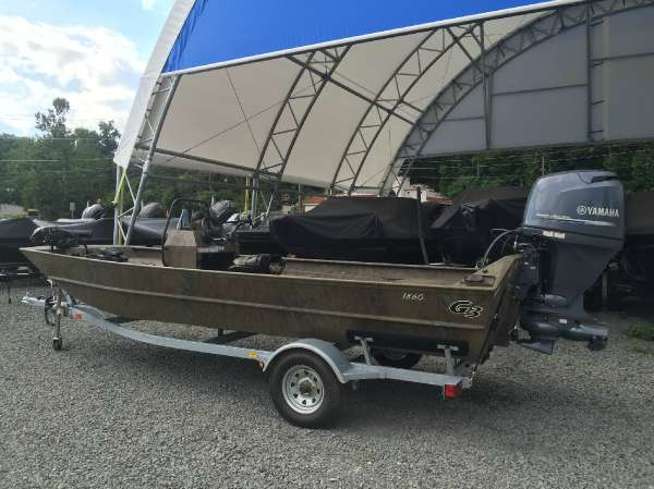 G3 Boats 1860 CCJ Shadowgrass