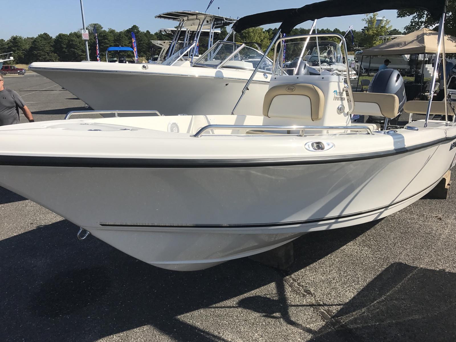 Key West Boats, Inc. 176 Center Console