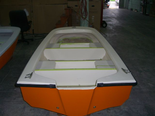 Boston Whaler Latitude Tender