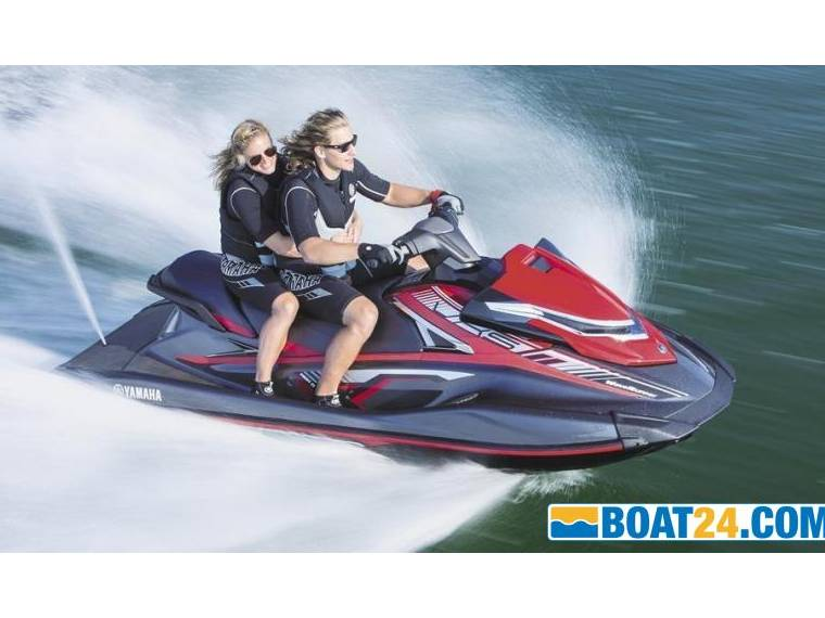 Yam Yamaha WaveRunner VXS Ride Brake System