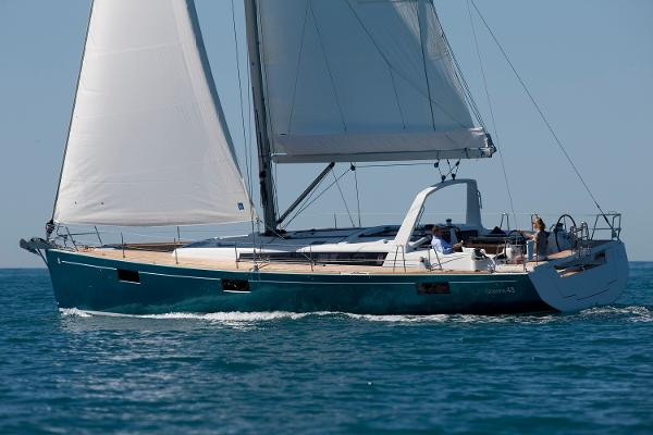 Beneteau Oceanis 48 Manufacturer Provided Image