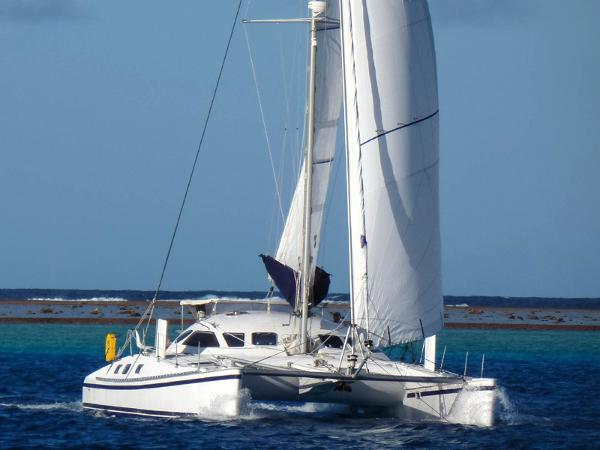 Outremer 40/43