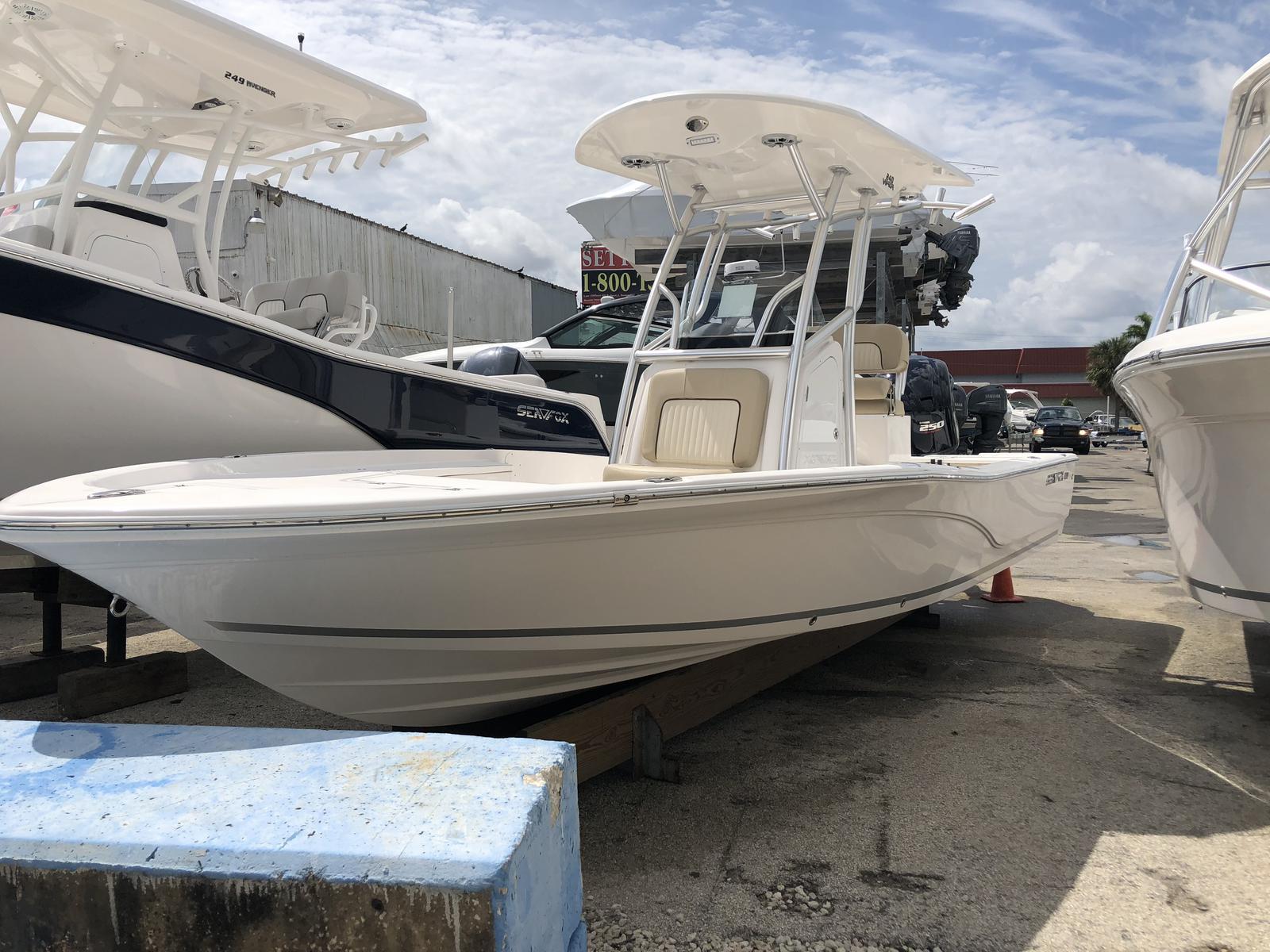 Sea Fox VIPER 240