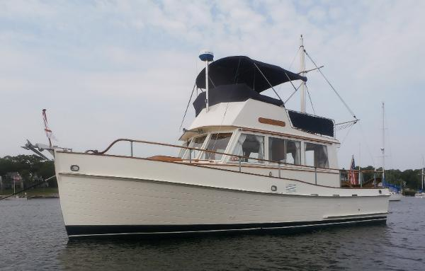 "Grand Banks 32 Woody Grand Banks 32' Woody ""Sea Glass"""