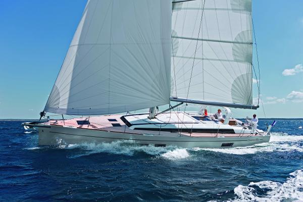 Beneteau Oceanis 55.1 Manufacturer Provided Image