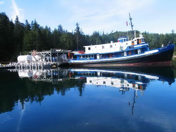 Tugboat Work, Charter, Barge, Business