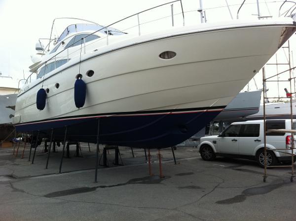 Aicon 56 actual vessel