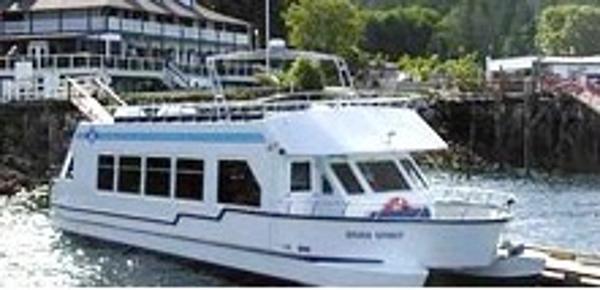 Seaquest Adventure Craft 50 Passenger Commercial Swan Spirt