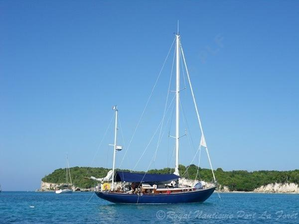 Port Hamble &Co Ltd Yawl bermudien YAWL BERMUDIEN