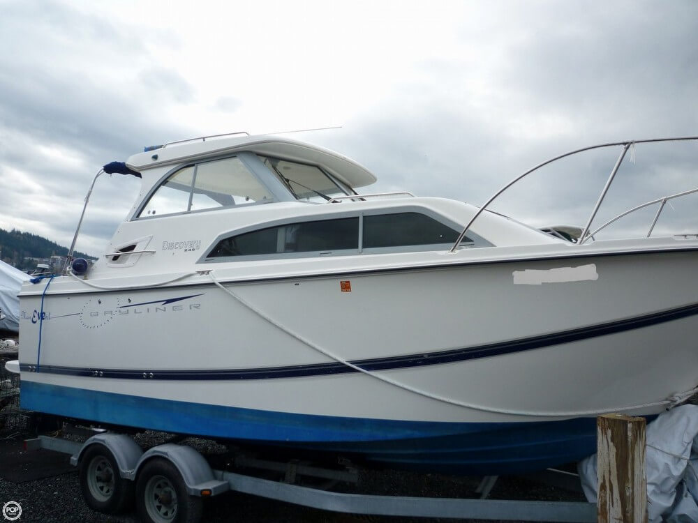 Bayliner Discovery 246 2008 Bayliner Discovery 246 for sale in Bellingham, WA