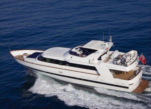 Baglietto Motor Yacht Ajao