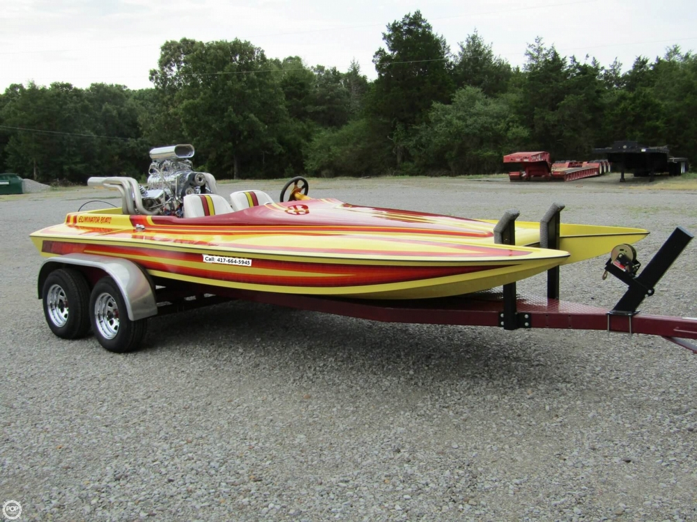 Eliminator Boats Daytona 1988 Eliminator 19 for sale in Judsonia, AR
