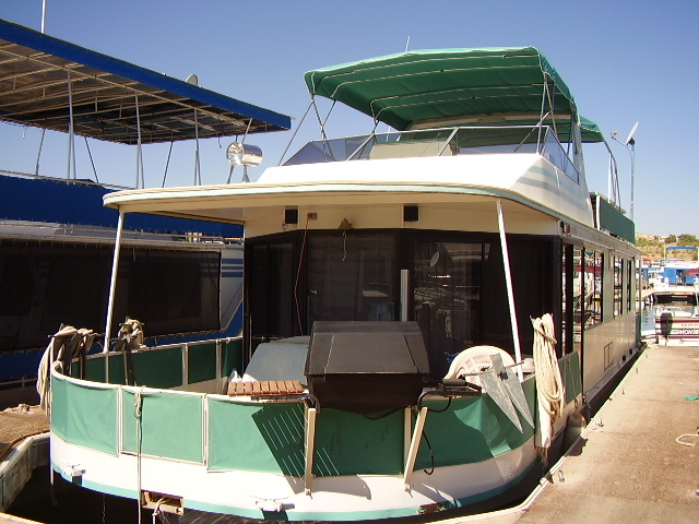 Skipperliner Custom Widebody Houseboat