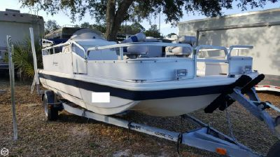 Hurricane Fun Deck 196 2006 Hurricane Fun Deck 196 for sale in Titusville, FL