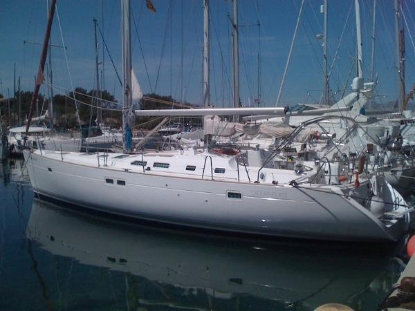 Beneteau Oceanis 47.3