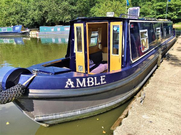 Narrowboat Sea Otter 41' - Amble