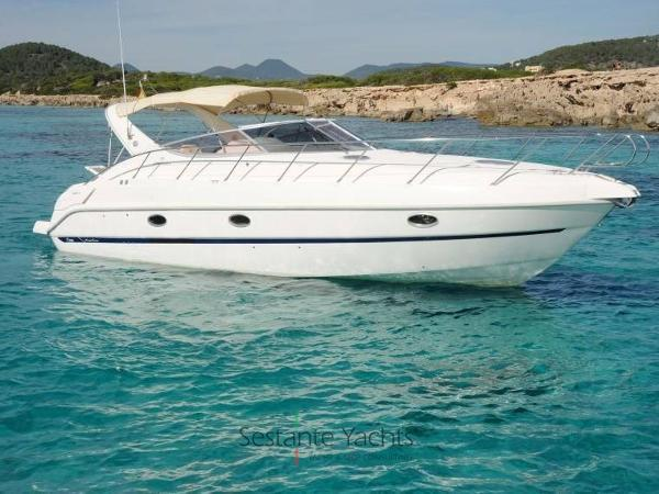 Cranchi Zaffiro 34 Cranchi Zaffiro 34 1999 Sestante Yachts