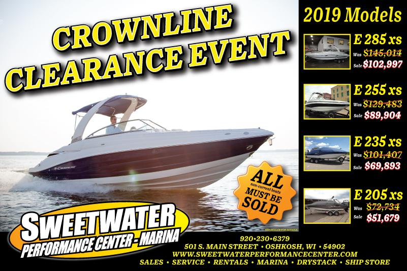 Crownline ALL Non-Current Models
