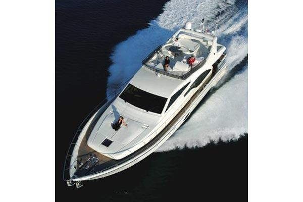 Ferretti Yachts 681 Manufacturer Provided Image: Ferretti 681