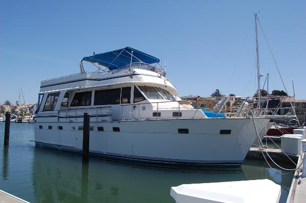 52 Sea Ranger Motor Yacht Current Berth