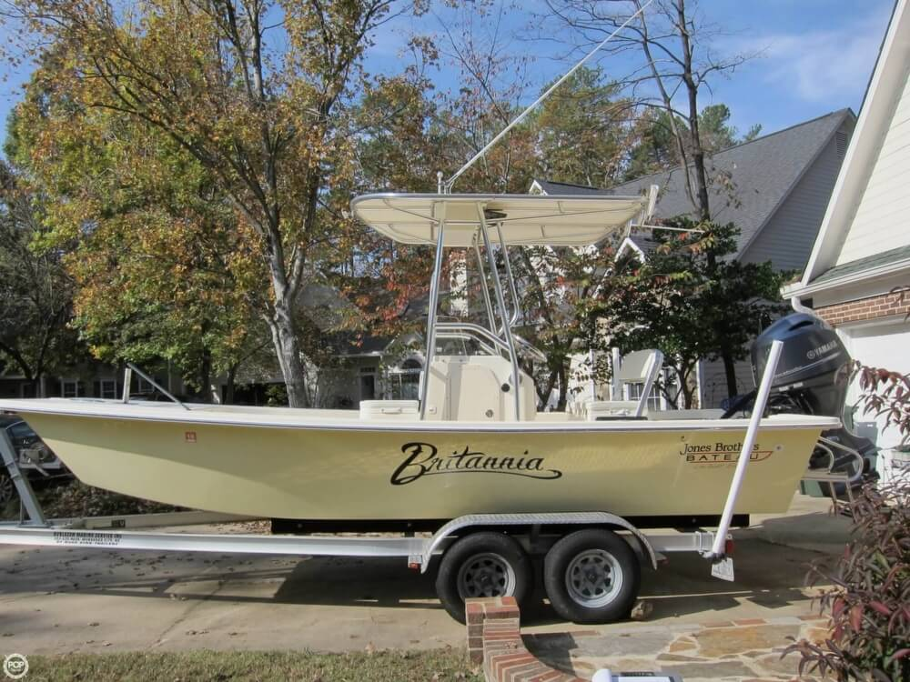 Jones Brothers BATEAU 20 2015 Jones Brothers 20 for sale in Cary, NC