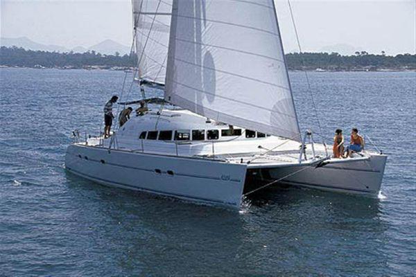Lagoon 470 Lagoon 470 - Multihull Sailing Yacht