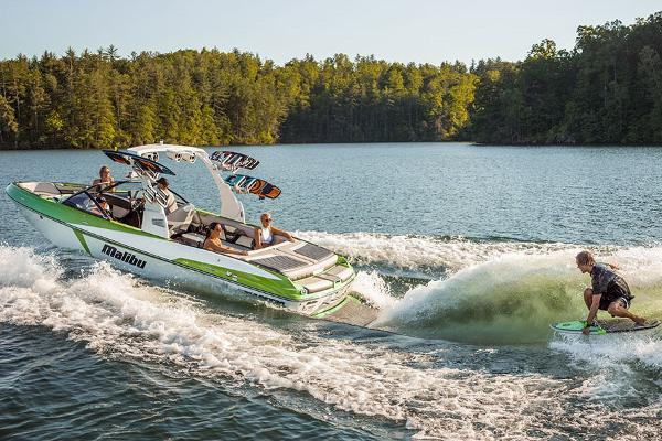 Malibu Wakesetter 25 LSV Manufacturer Provided Image