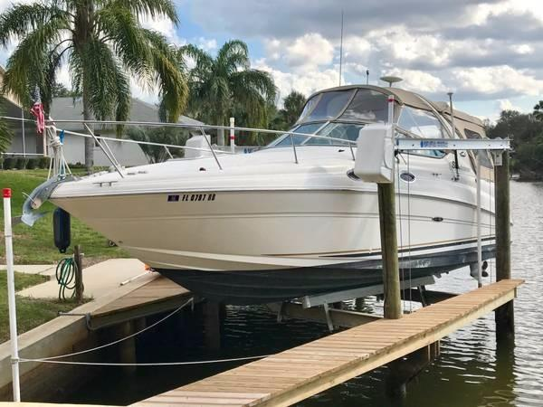 Sea Ray 280 Sundancer Sea Ray 280 Sundancer 31