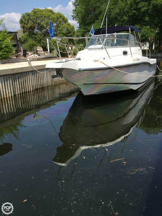 Boston Whaler 255 Conquest 2003 Boston Whaler 255 conquest for sale in Crystal River, FL