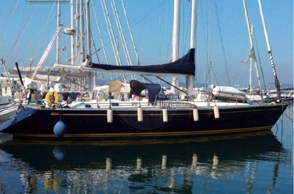 Custom Nauta Yacht Cnb Nauta 54 NAUTA YACHT CNB - NAUTA 54 - exteriors