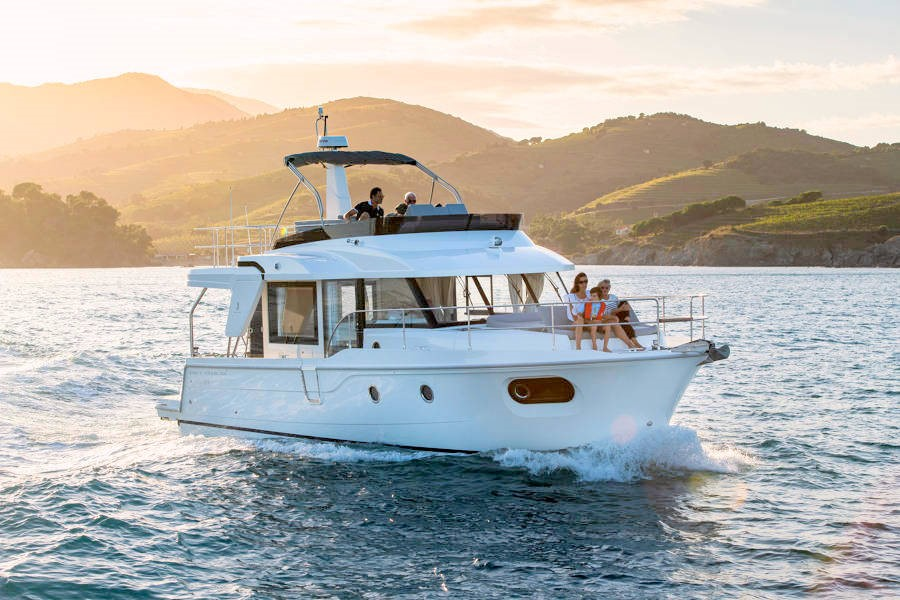 Beneteau Swift Trawler 41 Fly Shared Ownership Beneteau Swift Trawler 41 Fly