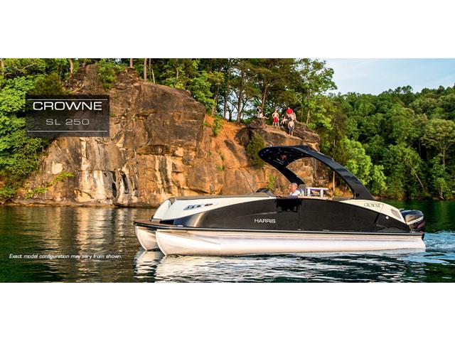 Harris FloteBote SL 250