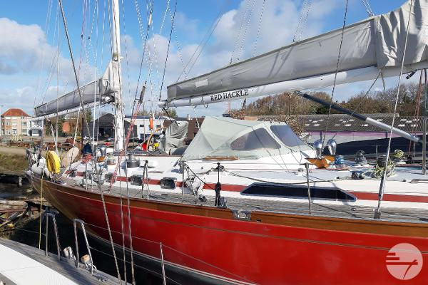 Frers mystic 60 Mystic 60' sailing cruiser