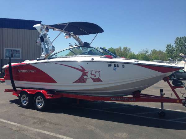O'Fallon (MO) United States  City pictures : 2011 mastercraft x 35 us $ 74900 share o fallon mo united states