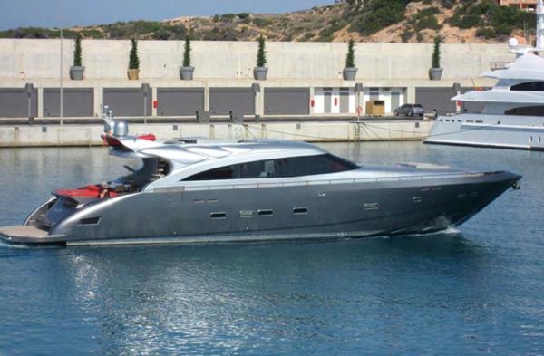 Ab Yachts 92