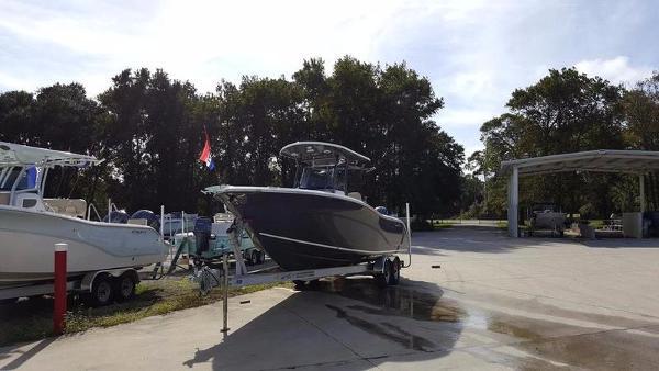Sea Fox 266 Commander