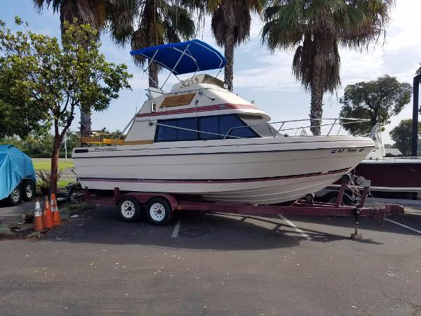 Bayliner FLYBRIDGE