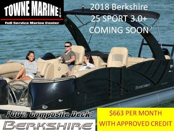 Berkshire 25 Sport SLX 3.0+