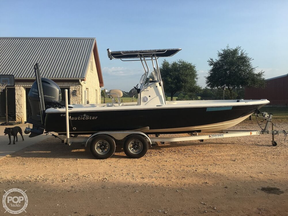 NauticStar 224 XTS 2016 Nautic Star 224 XTS for sale in Lexington, TX