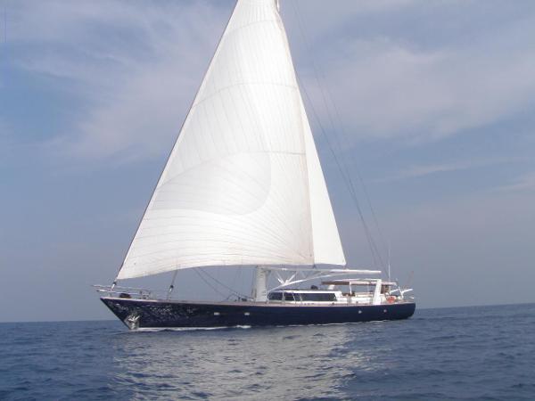 YBM Shipyard 36m 36m YBM Shipyard Poland - sailing