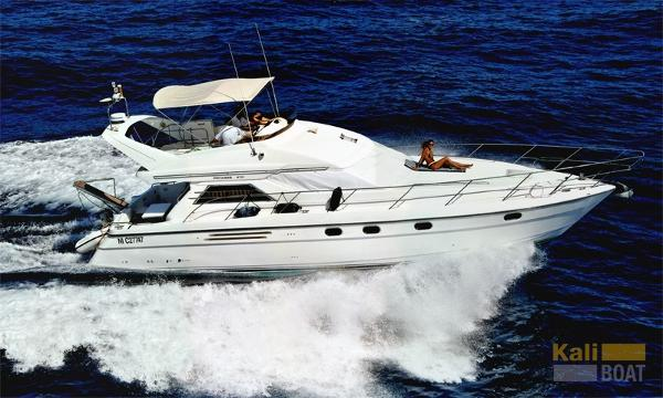 Princess 470 Fly Princess cadre
