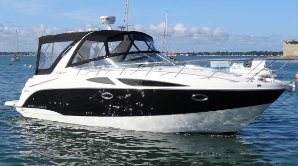 Bayliner 335 Cruiser Bayliner 335 Cruiser - Overall 1
