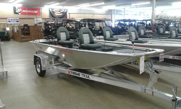 Xtreme River Skiff 1542SS